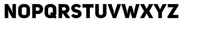 Uni Sans Heavy Font UPPERCASE