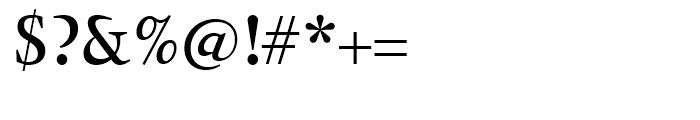Union Medium Font OTHER CHARS