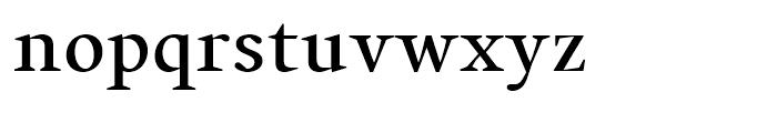 Union Medium Font LOWERCASE