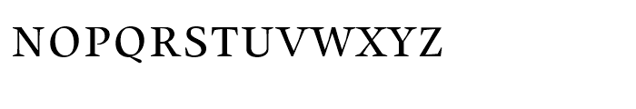 Union Regular SC Font LOWERCASE