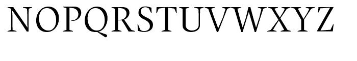 Union Regular Font UPPERCASE