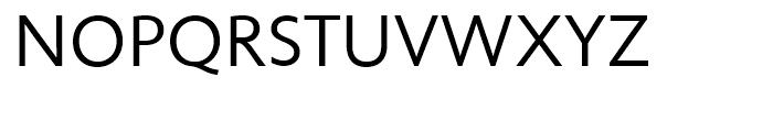 Unita Demi Light Font UPPERCASE