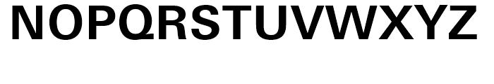 Univers Next 630 Basic Bold Font UPPERCASE
