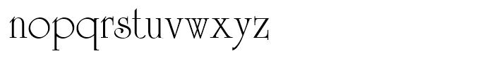 University Roman Roman Font