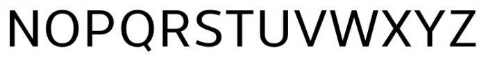Uniman Medium Font UPPERCASE