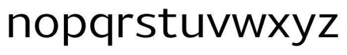 Uniman Medium Font LOWERCASE