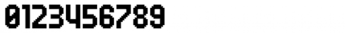 UNDA Bitmap Font OTHER CHARS