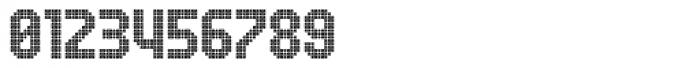 UNDA Square Regular Font OTHER CHARS