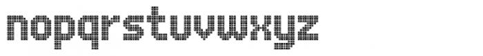 UNDA Square Regular Font LOWERCASE