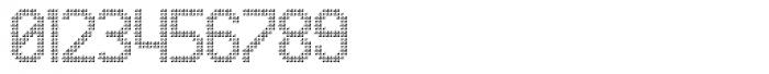 UNDA Triangle Fine Font OTHER CHARS