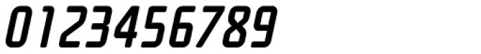 UNicod Sans Condensed Medium Italic Font OTHER CHARS