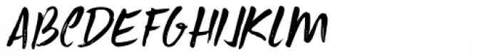 Uncle Edward Italic Font UPPERCASE