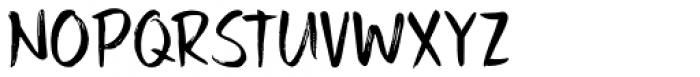 Uncle Edward Regular Font UPPERCASE