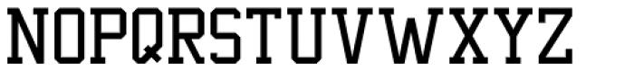 Undergrad Thin Font UPPERCASE