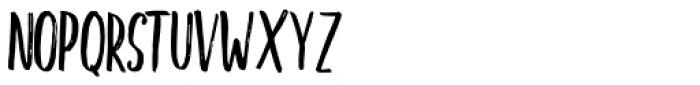 Underland Sans Font LOWERCASE