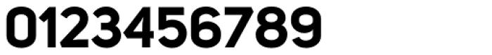 Uni Sans Bold Font OTHER CHARS