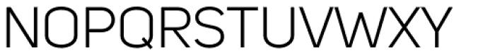 Uni Sans Book Font UPPERCASE