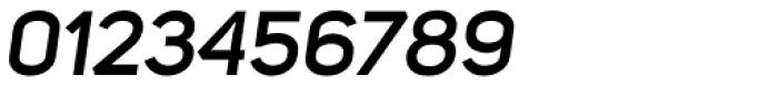 Uni Sans SemiBold Italic Font OTHER CHARS