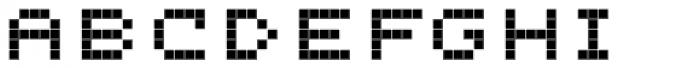 Unibody 8 Pro Small Caps Font LOWERCASE