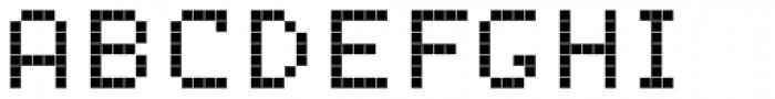 Unibody 8 Pro Font UPPERCASE