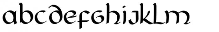 Unikled Bold Font UPPERCASE