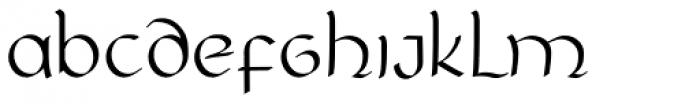 Unikled Font UPPERCASE