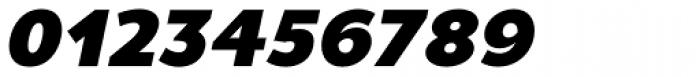 Uniman Black Italic Font OTHER CHARS