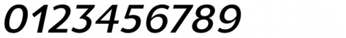 Uniman DemiBold Italic Font OTHER CHARS