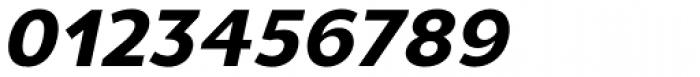 Uniman ExtraBold Italic Font OTHER CHARS