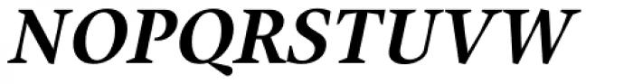 Union Bold Italic Font UPPERCASE