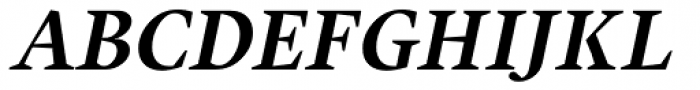 Union Bold Small Caps Italic Font UPPERCASE