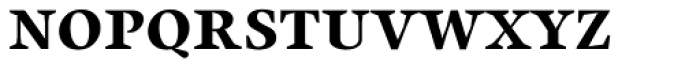Union Bold Small Caps Font LOWERCASE
