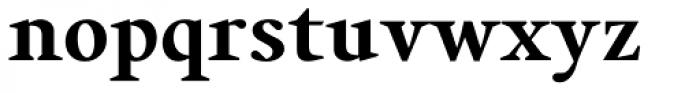 Union Bold Font LOWERCASE