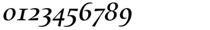 Union Medium Small Caps Italic Font OTHER CHARS