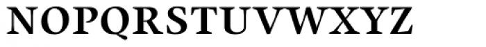 Union Medium Small Caps Font LOWERCASE