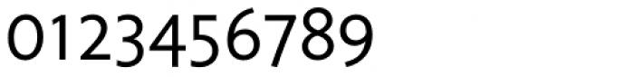 Unita DemiLight Font OTHER CHARS