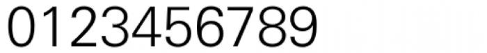 Univers Cyrillic 45 Light Font OTHER CHARS