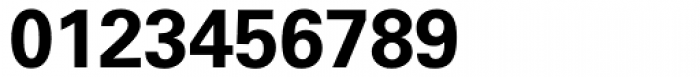 Univers Cyrillic 65 Bold Font OTHER CHARS