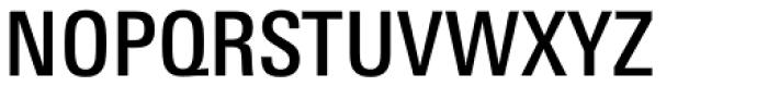Univers Next Pro 520 Condensed Medium Font UPPERCASE