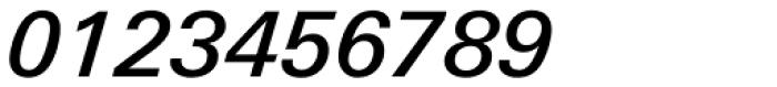 Univers Next Pro 531 Basic Medium Italic Font OTHER CHARS