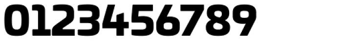 Univia Pro Black Font OTHER CHARS