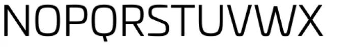 Univia Pro Book Font UPPERCASE