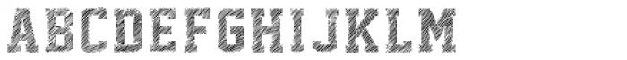 Uniwerek Light Font UPPERCASE