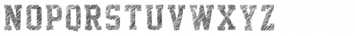 Uniwerek Light Font LOWERCASE