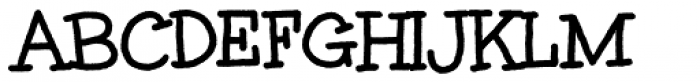 Unkempt Bold Pro Font UPPERCASE
