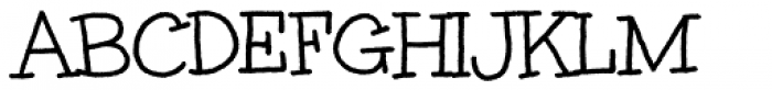 Unkempt Pro Font UPPERCASE