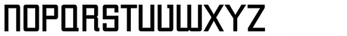 Unovis EF Bold Con Font UPPERCASE