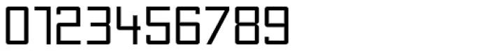 Unovis EF Regular Font OTHER CHARS