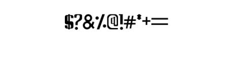 UovoDiDrago-rough.otf Font OTHER CHARS