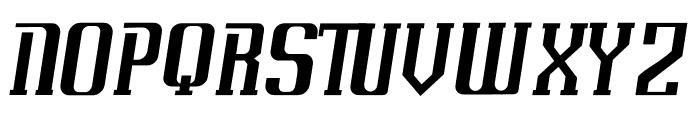 Uovo Di Drago Italic Font UPPERCASE
